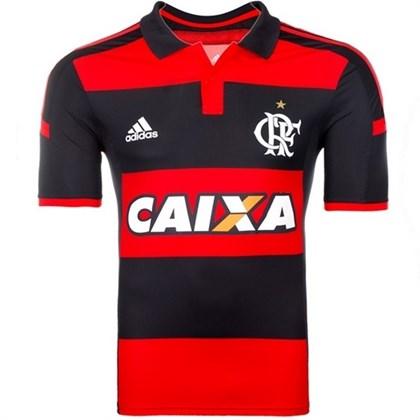Camisa Adidas Flamengo I M62140 d0569ba928fab