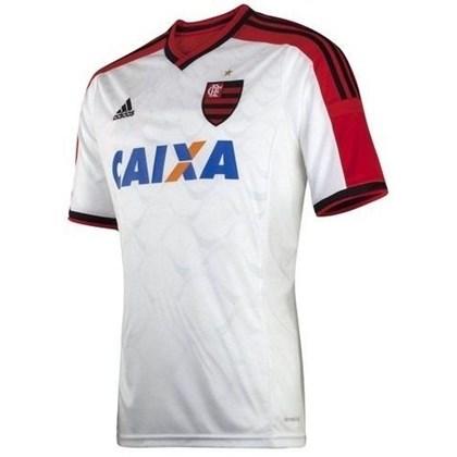 Camisa Adidas Flamengo II D80803 - EsporteLegal c281fd7d8a652