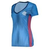 Camisa Adidas Flamengo III 2018 Feminina