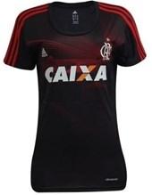 Camisa Adidas Flamengo III Feminina D80643