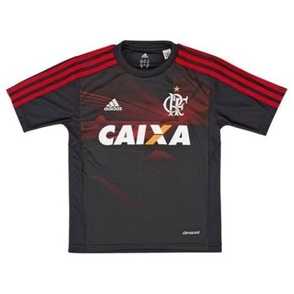 Camisa Adidas Flamengo III Júnior D80644 - EsporteLegal 2a48e993da2e6