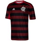 Camisa Adidas Flamengo Oficial I 2019/20 Infantil