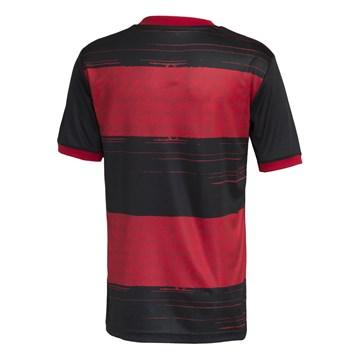 Camisa Adidas Flamengo Oficial I 2020 Juvenil