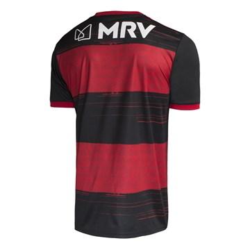 Camisa Adidas Flamengo Oficial I 2020 Masculina
