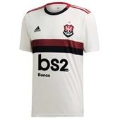 Camisa Adidas Flamengo Oficial II 2019/20 Masculina