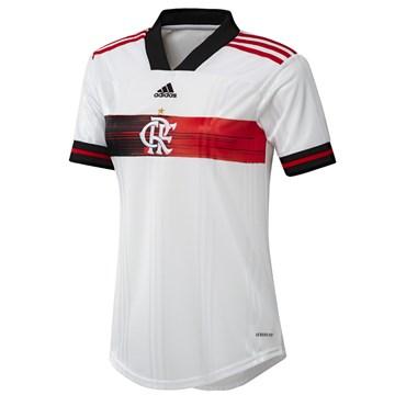 Camisa Adidas Flamengo Oficial II 2020 Feminina