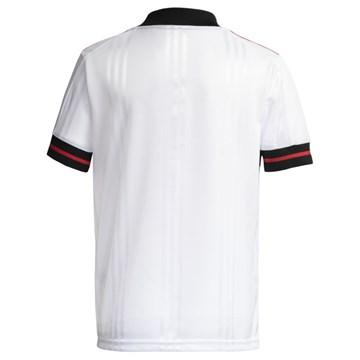 Camisa Adidas Flamengo Oficial II 2020 Infantil