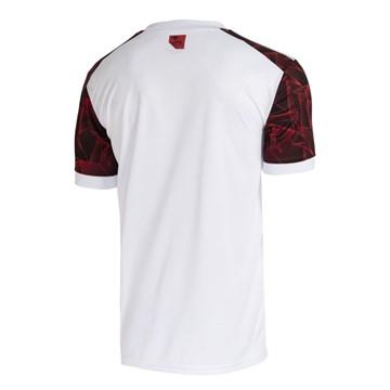 Camisa Adidas Flamengo Oficial II 2021/22 Masculina