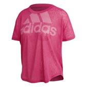 Camisa Adidas Magic Logo Tee Feminina