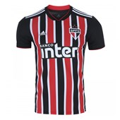 Camisa Adidas Oficial São Paulo II 2018 Masculina