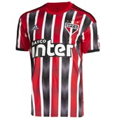 282c6f971a Camisa Adidas São Paulo Oficial II 2019 Masculina ...