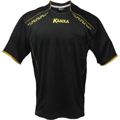 42584f1c01975 Camisa Árbitro Futebol Kanxa 5585 Juiz Oficial Profissional ...