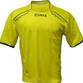 Camisa Árbitro Futebol Kanxa 5585 Juiz Oficial Profissional