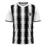Camisa Atlético Mineiro Braziline Part Infantil - Branco