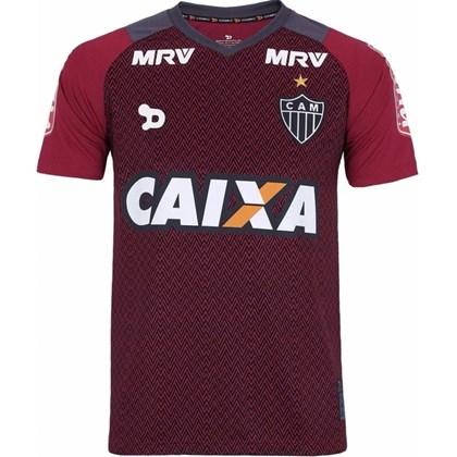 1584b58a33 Camisa Atlético Mineiro Goleiro Dry World Oficial 3 1A01 - EsporteLegal