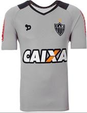 Camisa Atletico Mineiro Goleiro Infantil Dry World 1A012