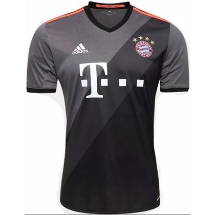 cf3005d8a6221 Camisa Bayern de Munique Oficial 2 AZ4656 - EsporteLegal