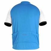 Camisa Bike Cilista Poker Tornado 4755 Com Zipper