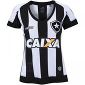Camisa Botafogo I 2017 Topper Feminina - 4200985