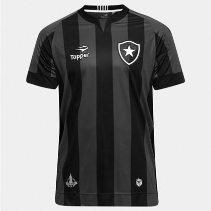 Camisa Botafogo Topper Oficial 2 5a2234b1cfed4