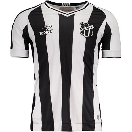 Camisa Ceará Topper oficial I C Nº10 - 4138030 b3b592bc5110d
