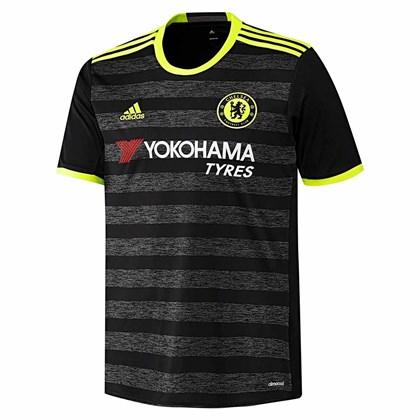 7487f2d196b81 Camisa Chelsea Adidas 2 Oficial AI7178