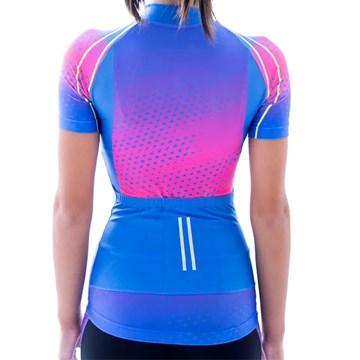Camisa Ciclismo Elite Bike Colors Juvenil