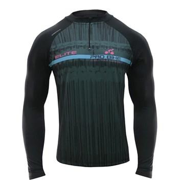 Camisa Ciclismo Elite Di Lorenzo Plus Size Masculina