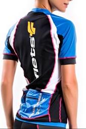 Camisa Ciclismo Flets X3X 012-2 Feminina