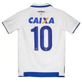 Camisa Cruzeiro Oficial 2 2017 Juvenil Umbro