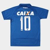 Camisa Cruzeiro Umbro Juvenil 3E00013 8 A 14 Anos