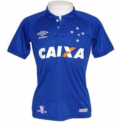 Camisa Cruzeiro Umbro Oficial Jogo 1 3E00009 - EsporteLegal f28272ee4c8bd
