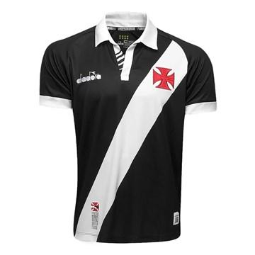 Camisa Diadora Vasco Oficial I 2019 Masculina