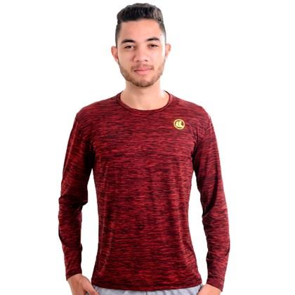 Camisa EL Manga Longa Rajada Plank UV45 Masculina - EsporteLegal b7c23aa79f227