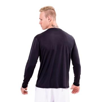 Camisa Esporte Legal Antiviral Manga Longa Masculina