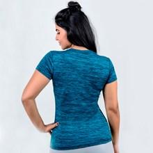 Camisa Esporte Legal Baby Look Rajada Plank Feminina
