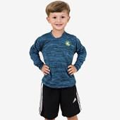 Camisa Esporte Legal Infantil Manga Longa Plank UV45+