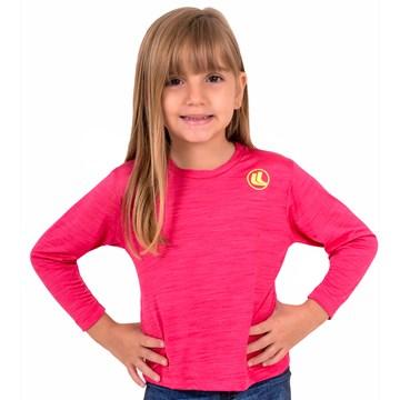 Camisa Esporte Legal Infantil Rajada Feminina