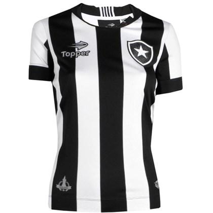 c229c8fc9 Camisa Feminina Botafogo Topper 4137512 - EsporteLegal