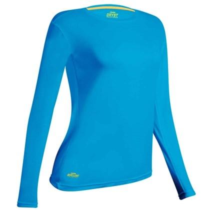 Camisa Feminina Stadium Proteção Solar + Ação Repelente 304037 09f3fbeafbc