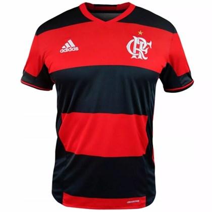 Camisa Flamengo Adidas Oficial 1 AI7766 - EsporteLegal 4fc0fcaf7d5b2