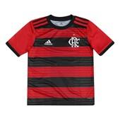 Camisa Flamengo Adidas Torcedor 2018 Infantil