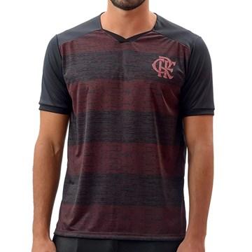 Camisa Flamengo Braziline Fresh Masculina