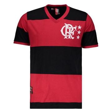 Camisa Flamengo Braziline Libertadores 81 Masculina