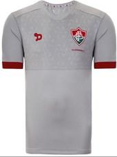 Camisa Fluminense Dry Wolrd Oficial de Treino Infantil 1F016