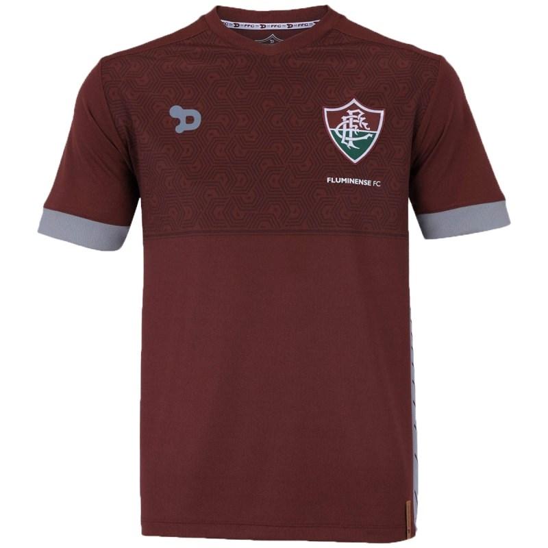 Camisa Fluminense Dry World 1F018 Comissão Tecnica