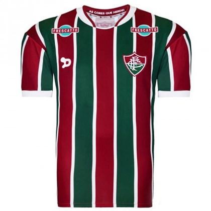 Camisa Fluminense Dry World Oficial Jogo 1F001 - EsporteLegal 842a2bf4ffb3c