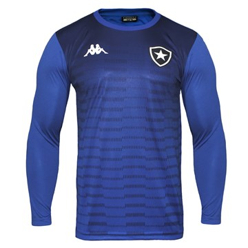 Camisa Goleiro Kappa Botafogo Treino 2019/20 Masculina