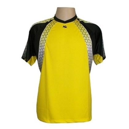 488e162084960 Camisa Goleiro Profissional Kanxa Paraí 5245 Manga Curta