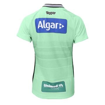 Camisa Goleiro Topper Ceará Oficial II 2018 Feminina